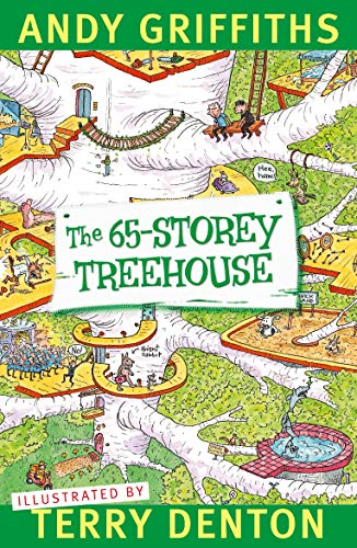 9781743533222: The 65-Storey Treehouse (The Treehouse Series)