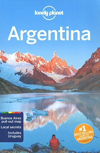 Lonely Planet Argentina Travel Guide AbeBooks - Argentina map lonely planet