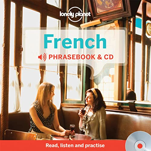 9781743603697: Lonely Planet French Phrasebook and Audio CD
