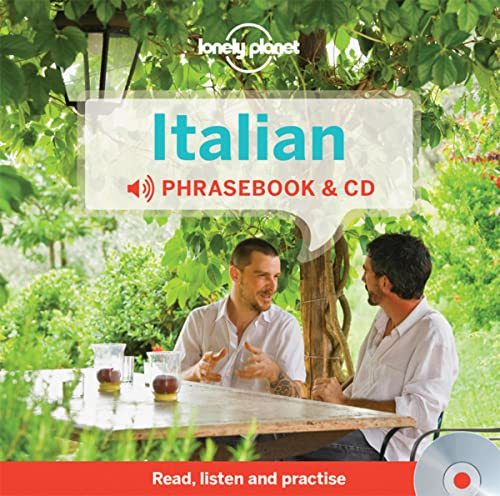 9781743603703: Lonely Planet Italian Phrasebook and Audio CD (Lonely Planet Phrasebook: Italian)