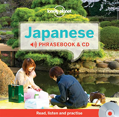 9781743603734: Lonely Planet Japanese Phrasebook and Audio CD