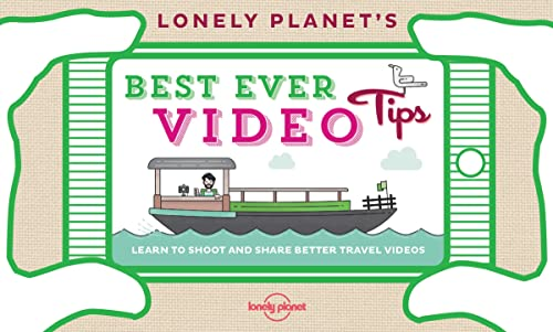 9781743607589: Lonely Planet's Best Ever Video Tips [Idioma Inglés]