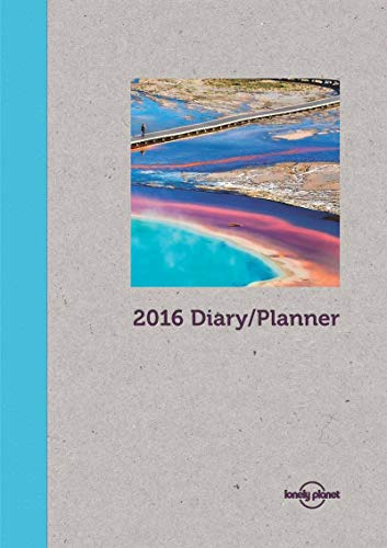 Lonely Planet Day Planner 2016 (Lonely Planet Calendar S): Lonely Planet