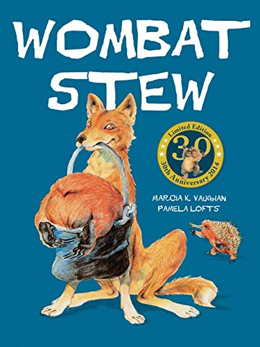 9781743621820: Wombat Stew - 30thAnniversary Limited Edition