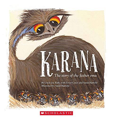 Karana (Hardcover): Uncle Joe Kirk
