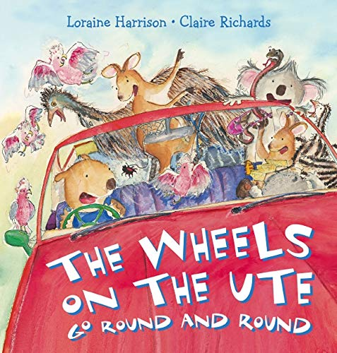 The Wheels on the Ute Go Round: Loraine Harrison