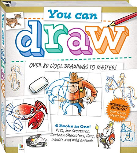 9781743631249: You Can Draw