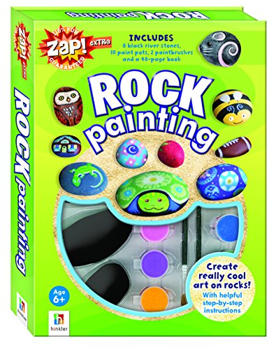 9781743631553: Zap! Extra Rock Painting