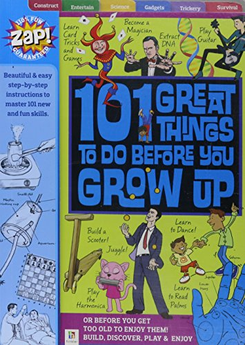 9781743631652: 101 Great Things to Do Before You Grow Up