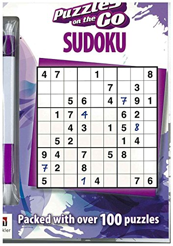 9781743632239: Puzzles on the Go Sudoku Series 5