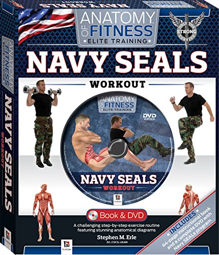 9781743632314: Anatomy of Fitness Elite Training Navy Seals Workout