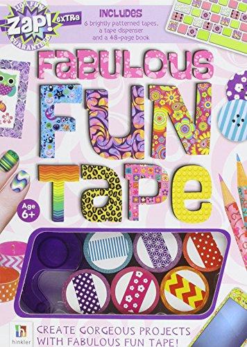 Zap! Extra Fun Tape Craft