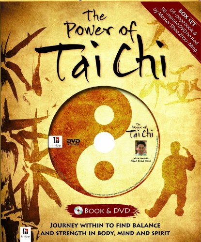Power of Tai Chi Gift Box DVD: Hinkler Books