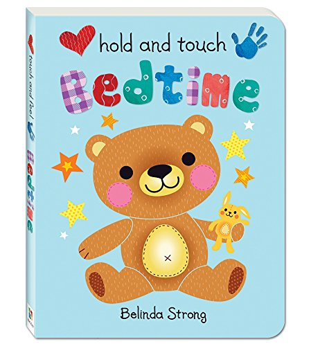 9781743634134: Hold and Touch: Bedtime
