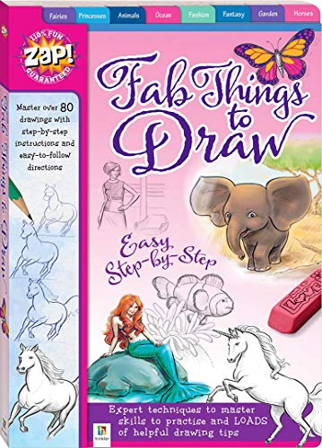 9781743634554: Zap! Fab Things to Draw