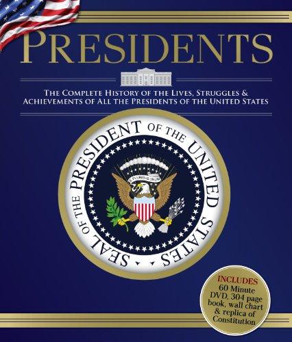 9781743634691: America's Story Presidents Cased Gift Box