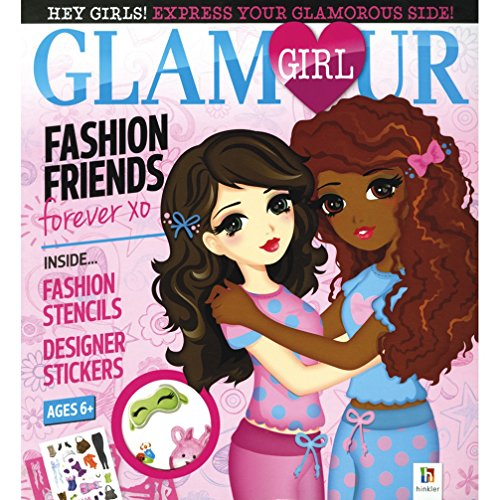 9781743635155: Glamour Girl Portfolio: Fashion Friends Forever