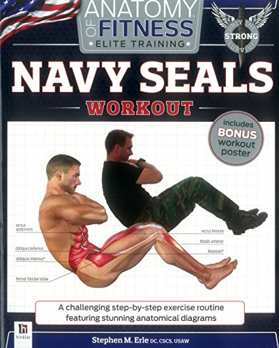 9781743635629: Anatomy of Fitness Navy Seals