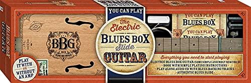 9781743677582: Electric Blues Box Slide Guitar Kit