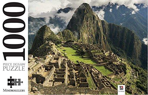 9781743678374: Mindbogglers Machu Picchu, Peru Puzzle