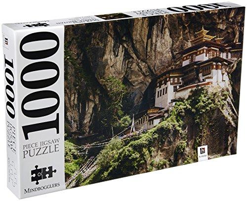 9781743678381: Mindbogglers Tiger Nest Temple, Bhutan Puzzle