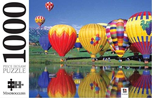 Snowmass Village Balloon Festival Colorado 1000 Piece Jigsaw: Hinkler Books