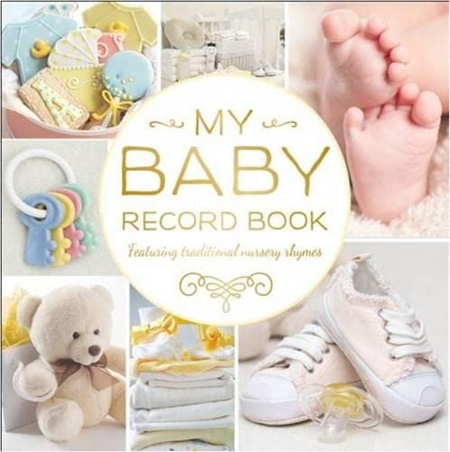 9781743678701: My Baby Record Book Yellow