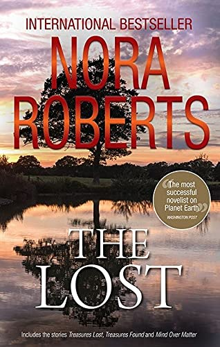 TREASURES LOST, TREASURES FOUND/MIND OVER MATTER (Paperback): Nora Roberts