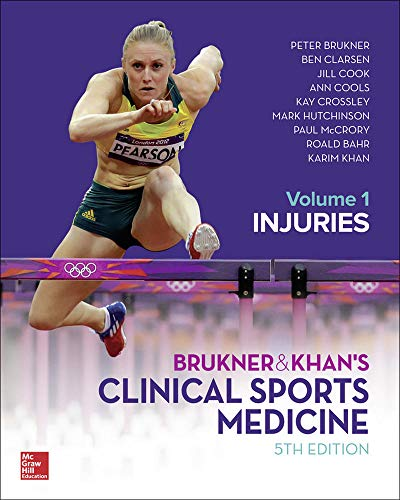 9781743761380: BRUKNER & KHAN'S CLINICAL SPORTS MEDICINE: INJURIES, VOL. 1