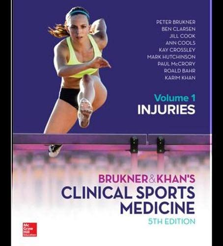 9781743769263: EBOOK BRUKNER & KHAN'S CLINICAL SPORTS MEDICINE: INJURIES, VOL. 1