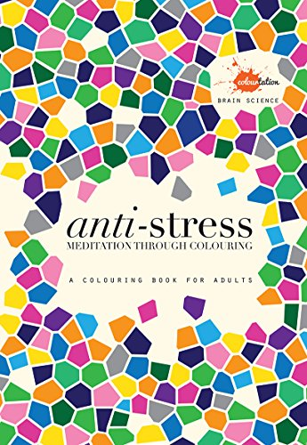 9781743791523: Anti-stress: Meditation through colouring