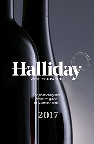 9781743791721: Halliday Wine Companion 2017: The Bestselling and Definitive Guide to Australian Wine