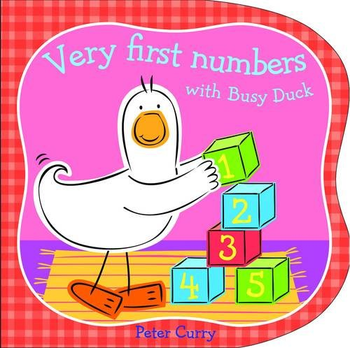 9781760061999: Very First Numbers with Busy Duck