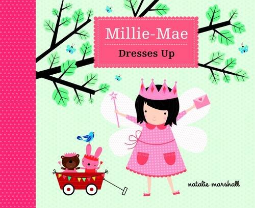 Millie Mae Dresses Up