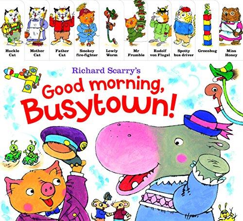 9781760064419: GOOD MORNING BUSYTOWN