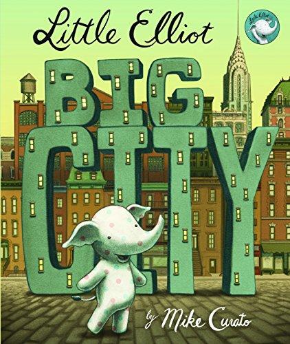 9781760065744: Little Elliot Big City (Little Elliot 1)