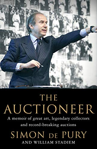 9781760113445: The Auctioneer: Adventures in the Art Trade