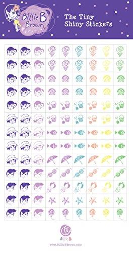 9781760122652: Billie B Stationery: the Tiny Shiny Stickers