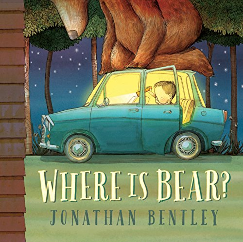 9781760122911: Where Is Bear?: Little Hare Books