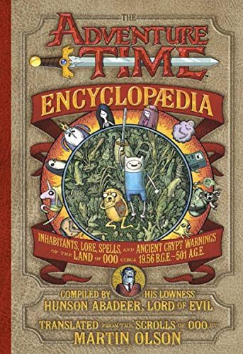 Adventure Time Encyclopaedia Large (Hardcover): Adventure Time