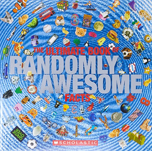 9781760158736: The Ultimate Book of Randomly Awesome Facts
