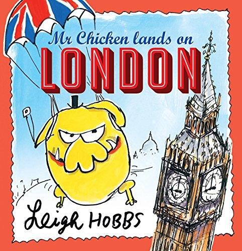 9781760292300: Mr Chicken Lands on London