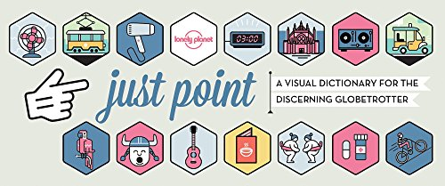 9781760340636: Just POINT! (Lonely Planet)