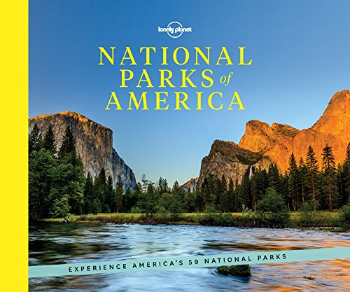 9781760340643: National Parks of America: Experience America's 59 National Parks (Lonely Planet)