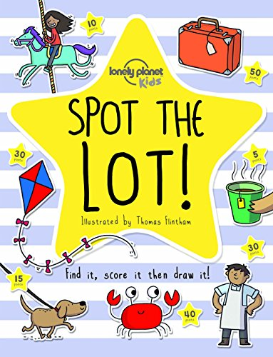 9781760341022: Spot the Lot (Lonely Planet Kids)