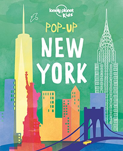 9781760343378: Pop-up New York (Lonely Planet Kids)