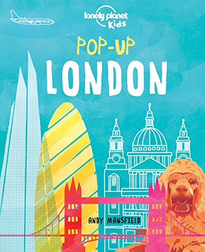 9781760343392: Pop-Up London (Lonely Planet Kids)