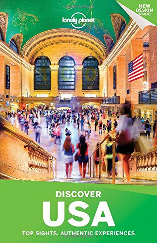 Lonely Planet Discover USA (Travel Guide): Lonely Planet, Zimmerman,