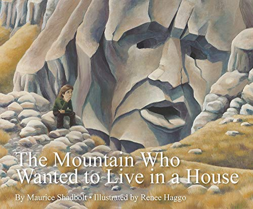 9781760360023: The Mountain Who Wanted to Live in a House