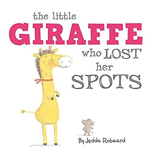 9781760400392: The Little Giraffe Who Lost Her Spots